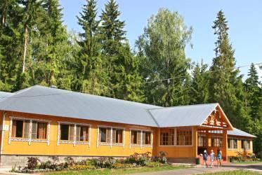 Корпус №7 лагеря Орленок